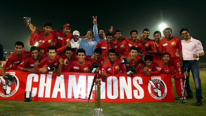 Jain University beat Jamia Millia Islamia to win Toyota University T20 championship 2013